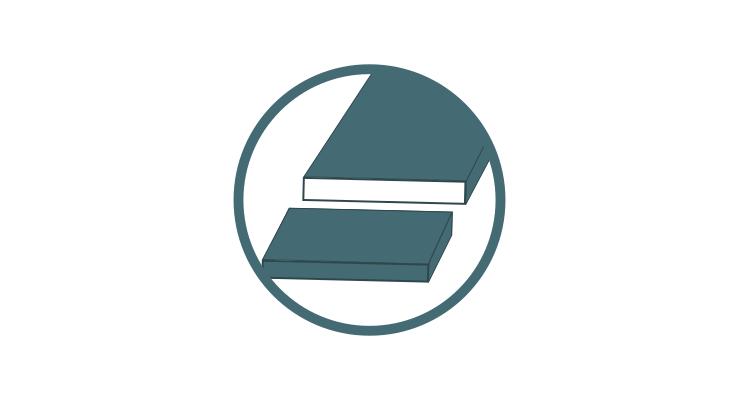 red coupe plan de travail imenuiserie. Black Bedroom Furniture Sets. Home Design Ideas